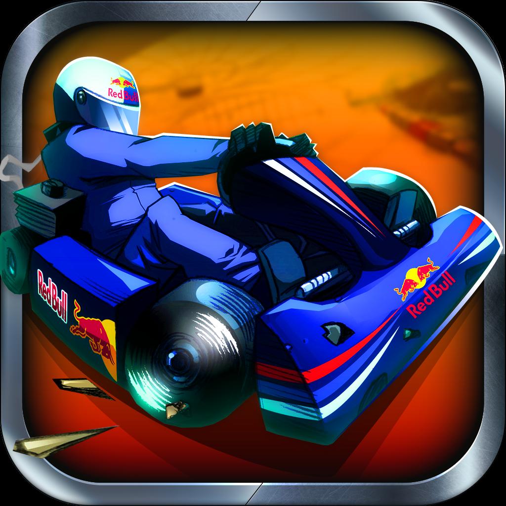Red Bull Kart Fighter World Tour (AppStore Link)