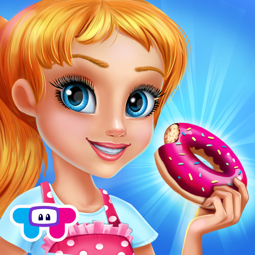 Моя любимая пекарня – Вкусные пончики