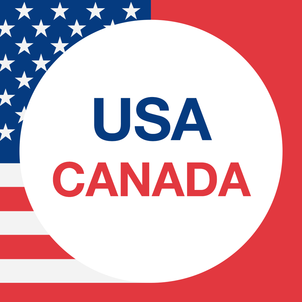 United States of America & Canada Trip Planner, Travel Guide