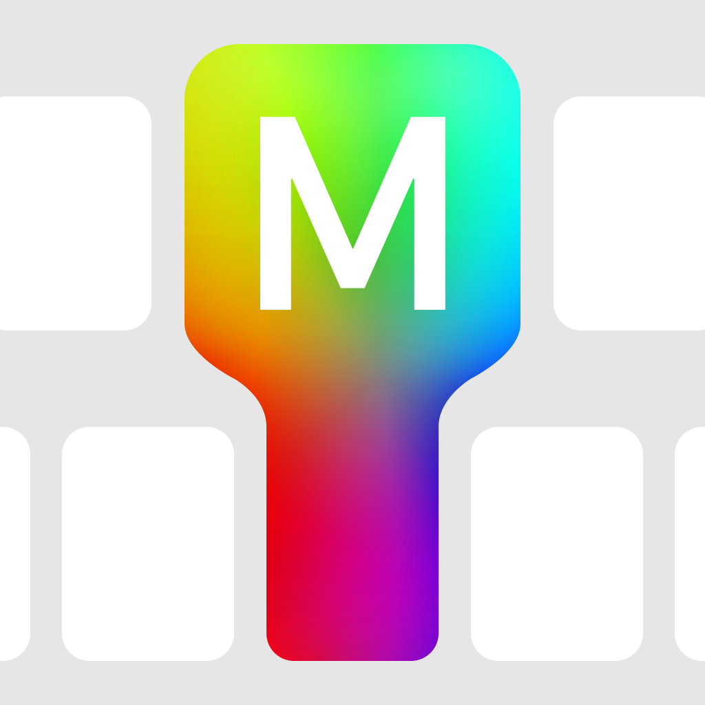 MyKeyboard - Customize, edit, create your custom keyboard