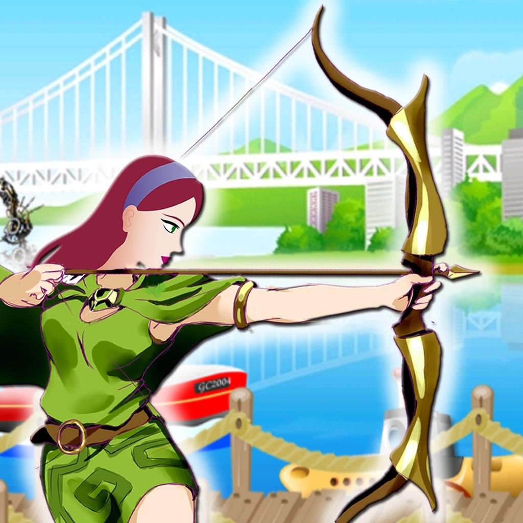 Arrow Girl Dominoes