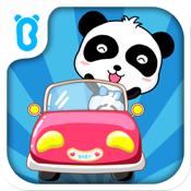 【益智小游】熊猫卡丁车-宝宝巴士