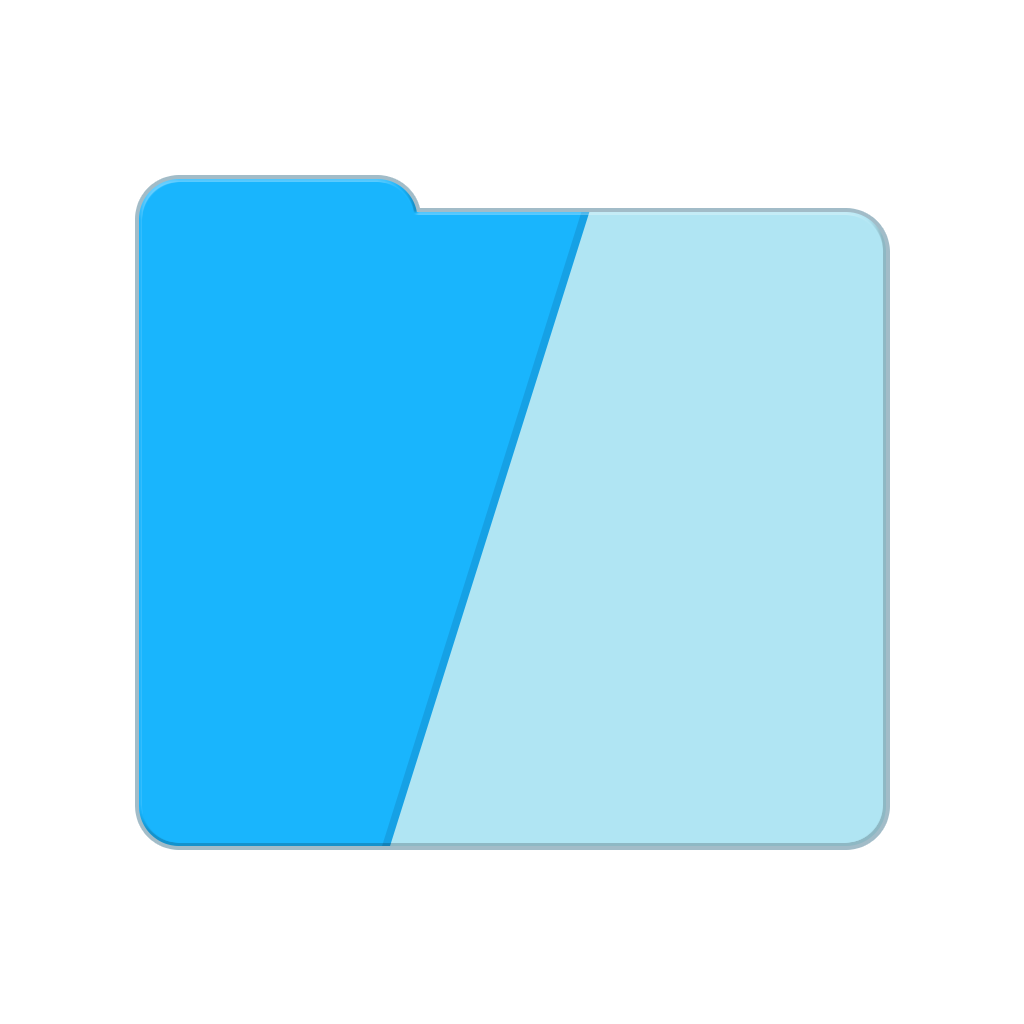My Folder - File manager