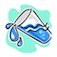 Splashy Water Tracker - Drink more water, Track daily water intake, Get hydration reminder