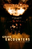 The Vicious Brothers - Grave Encounters  artwork
