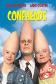 Steven Barron - Coneheads  artwork