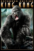 Peter Jackson - King Kong (Extended Version) [2005]  artwork