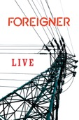 Mick Jones, Kelly Hansen, Tom Gimbel, Jeff Pilson, Michael Bluestein, Jason Bonham & Foreigner - Foreigner: Live  artwork