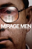 John Lundberg, Roland Denning, Kypros Kypianou & Mark Pilkington - Mirage Men  artwork
