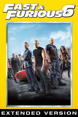 Fast & Furious 6 (iTunes)