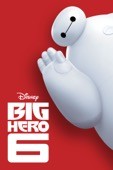 Don Hall & Chris Williams - Big Hero 6 artwork