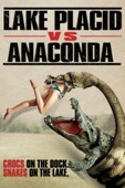 A.B. Stone - Lake Placid vs Anaconda  artwork