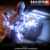 Mass Effect 2: Lair of the Shadow Broker cover art