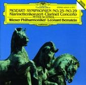 Mozart: Symphonies Nos. 25 & 29 & Clarinet Concerto