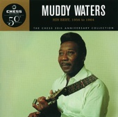 The Chess 50th Anniversary Collection: His Best, 1956 to 1964 - Muddy Waters Cover Art