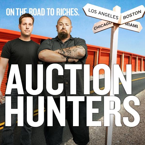 auction hunters season 2