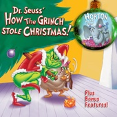 Dr. Seuss' How the Grinch Stole Christmas, Remastered Edition - Dr. Seuss' How the Grinch Stole Christmas Cover Art