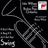 John Williams, Boston Pops Orchestra, Timothy Morrison, Thomas Rolfs, Bruce Hall & Thomas Smith - Boogie Woogie Bugle Boy (From Company B) artwork