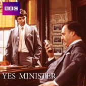 Yes Minister, Series 1 - Yes Minister Cover Art
