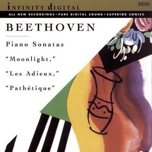 Nodar Gabunia - Beethoven: Piano Sonatas No. 8, 26, 14 & 32