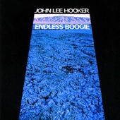 John Lee Hooker - Endless Boogie  artwork