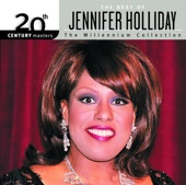 Jennifer Holliday - 20th Century Masters - The Millennium Collection: The Best of Jennifer Holliday (Remastered)  artwork