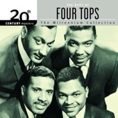 20th Century Masters - The Millennium Collection: The Best of Four Tops - Four Tops Cover Art