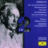 Strauss: Also Sprach Zarathustra, Till Eulenspiegel, Don Juan, Ein Heldenleben, Tod & Verklärung