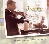 Rubinstein Collection, Vol. 41: All Brahms: 3 Violin & Piano Sonatas, Opp. 78, 100, & 108