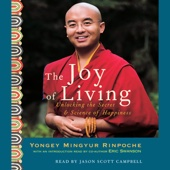 Yongey Mingyur Rinpoche and Eric Swanson - The Joy of Living: Unlocking the Secret & Science of Happiness artwork