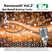 Basi Musicali: Eros Ramazzotti Vol.3 (Versione karaoke)
