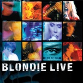 Blondie: Live cover art