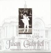 Celebrando 25 Años de Juan Gabriel en el Palacio de Bellas Artes (En Vivo) - Juan Gabriel