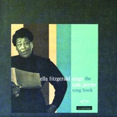 Ella Fitzgerald Sings the Cole Porter Songbook cover art