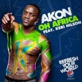 Akon - Oh Africa (Pepsi Version) [feat. Keri Hilson] artwork