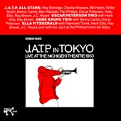J.A.T.P. In Tokyo - Live At the Nichigeki Theatre 1953 cover art