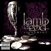 Sacrament - Lamb of God Cover Art