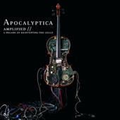 Amplified: A Decade of Reinventing the Cello cover art