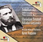 Tchaikovsky: Violin Concerto In D Major - Piano Concerto In B Flat Minor