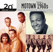 20th Century Masters - The Millennium Collection: Motown 1960s, Vol. 1 - Various Artists Cover Art
