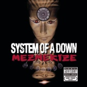 Mezmerize - System of a Down Cover Art