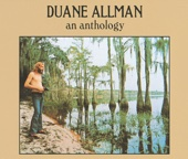 Duane Allman - An Anthology  artwork