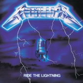 Ride the Lightning - Metallica Cover Art