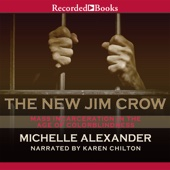 The New Jim Crow: Mass Incarceration in the Age of Colorblindness (Unabridged) - Michelle Alexander Cover Art