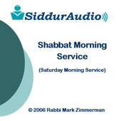 Siddur Audio - Shabbat Morning Service (Shabbat Set - Vol. 2)