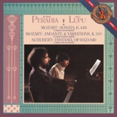 Sonata in D Major for Two Pianos, K. 448: II. Andante