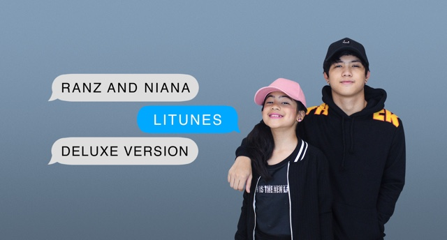 Ranz and Niana hit #siblinggoals with this exclusive album on Apple Music.