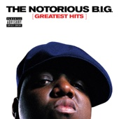 Greatest Hits - The Notorious B.I.G. Cover Art