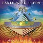 Earth, Wind & Fire - September illustration