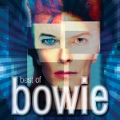 Best of Bowie - David Bowie Cover Art